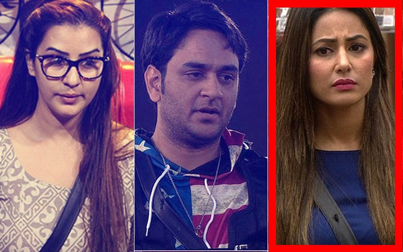 BIGG BOSS 11 WINNER: It Will Be Shilpa Shinde OR Vikas Gupta (Oops! Where Is Hina Khan?)