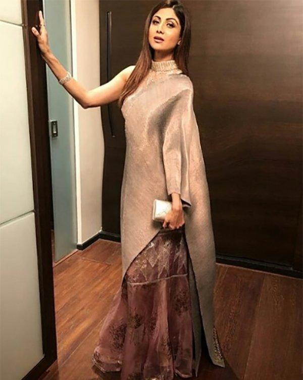 shilpa shetty at umang 2018