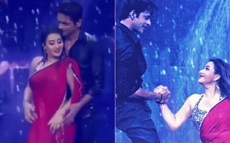 Watch: Shilpa Shinde & Sunil Grover's Wet & Wild Rain Dance