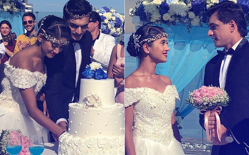 OMG! Shivangi Joshi-Mohsin Khan Tie The Knot In Greece