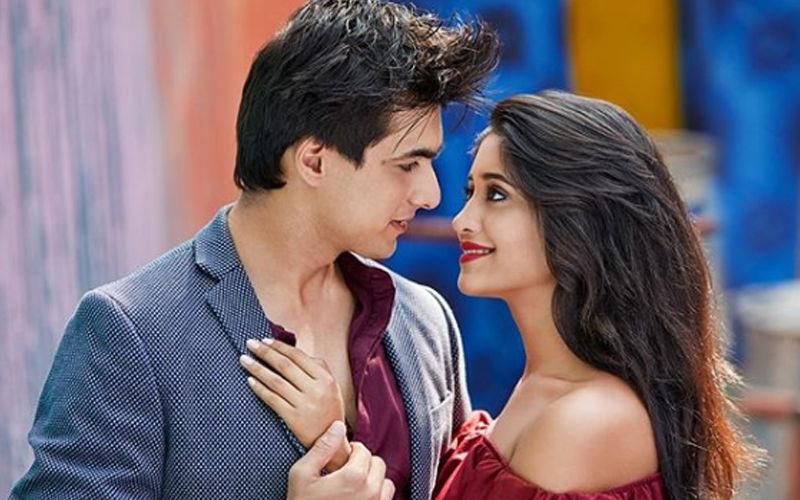 Click To See How Shivangi Joshi & Mohsin Khan Looked In Their Childhood...