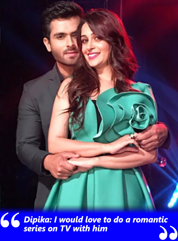 shoaib ibrahim and dipika kakar strike a beautiful romantic pose