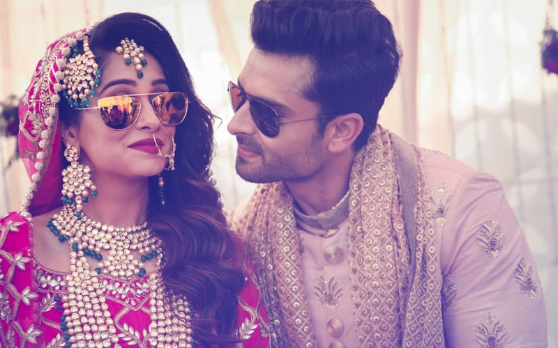 QUBOOL HAI: UNMISSABLE Clicks From Dipika Kakar & Shoaib Ibrahim's Nikaah, Who Are Finally Man And Wife