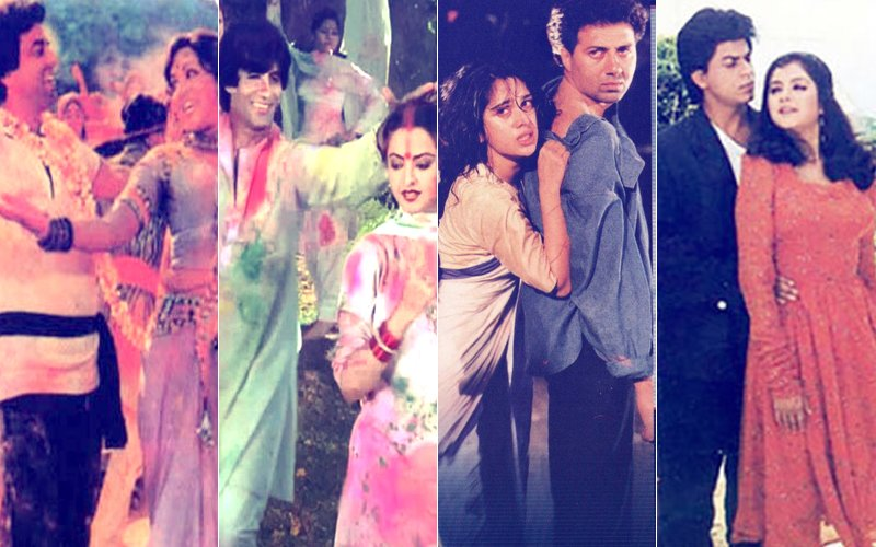 Sholay, Silsila, Damini, Deewana - Holi Scenes That Were A Turning Point In The Movie