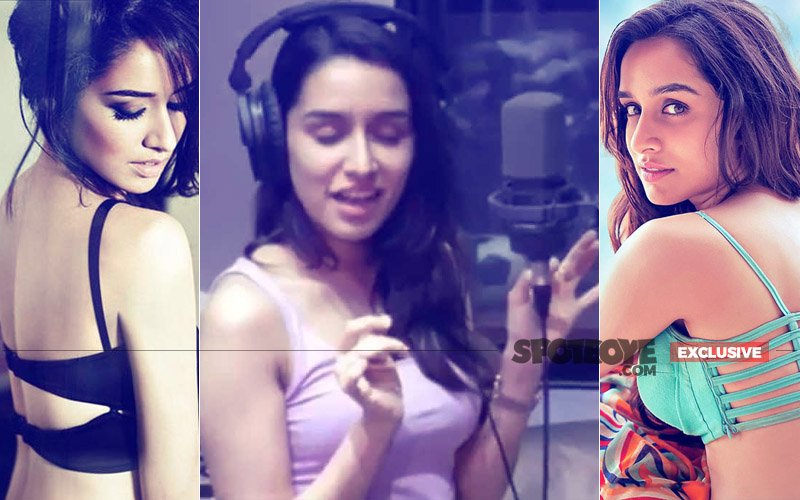 BUZZ: Shraddha Kapoor To Lend Vocals For Saaho