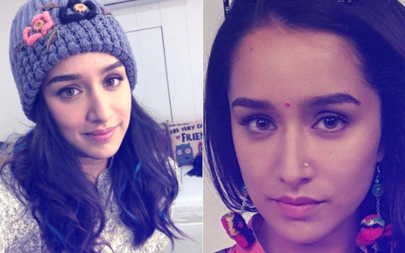 LOOK REVEALED: Shraddha Kapoor Is 'Naughty' In Batti Gul Meter Chalu