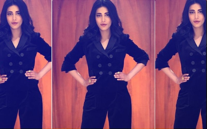 Cannes Film Festival 2017: Shruti Haasan Wears A Jumpsuit For Launch Of Sanghamitra