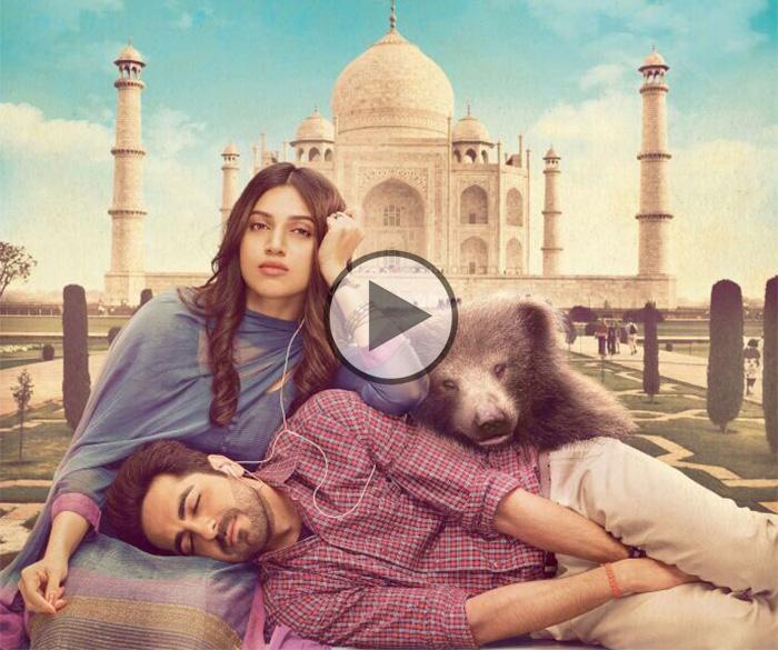 shubh mangal saavdhan official trailer