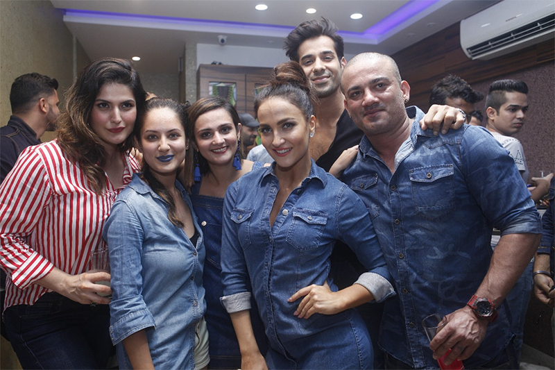 shweta rohira eli avram party together at her birthday bash