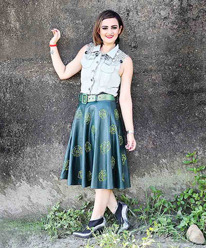 shweta rohira in new look