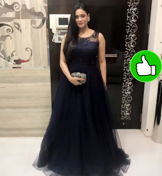 shweta tiwari at gold awards 2017