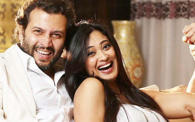 Look At That! Shweta Tiwari Shows Off Mommy Glow At Baby Shower