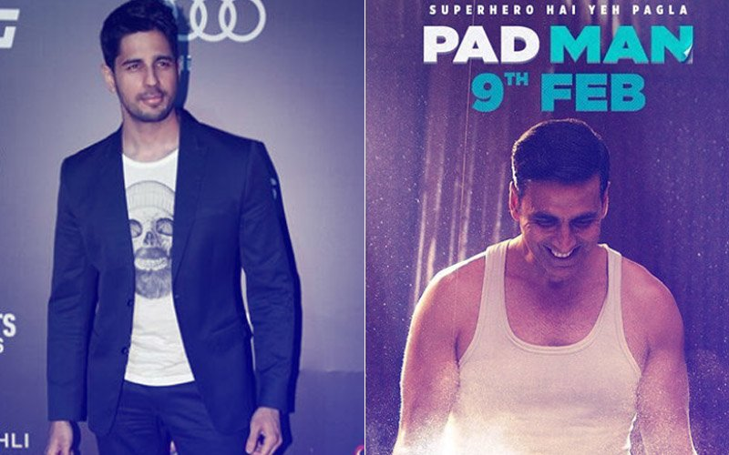 BROTHERS FIGHT: Sidharth Malhotra ANNOYED With Pad Man & Aiyaary CLASHING AGAIN!