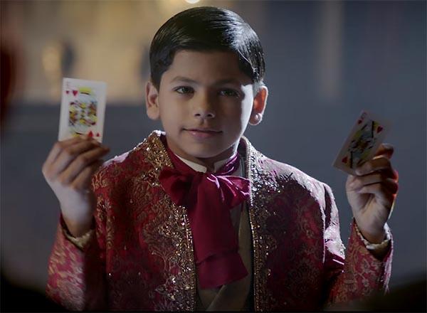 siddharth nigam as junior aamir khan in dhoom 3