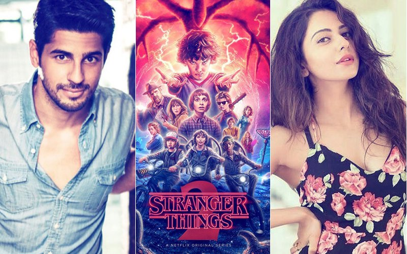 Just Binge: Sidharth Malhotra & Rakul Preet Singh Are Currently ODing On Stranger Things 2