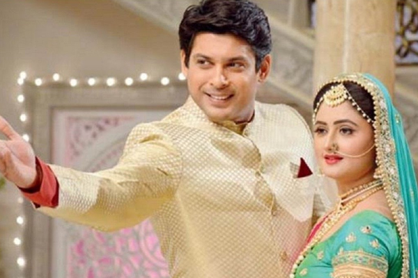 sidharth shukla and rashami Desai in dil se dil tak