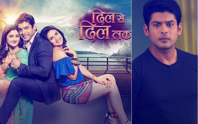 Dil Se Dil Tak Makers Lose Patience; ROWDY & INDECENT Sidharth Shukla Finally KICKED OUT