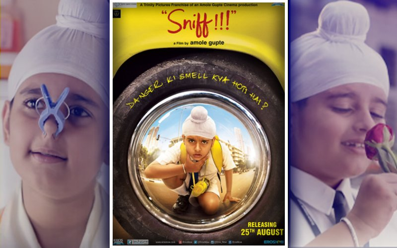 Sniff Movie Review: This Amole Gupte Film Is No Stanley Ka Dabba Or Hawaa Hawaai
