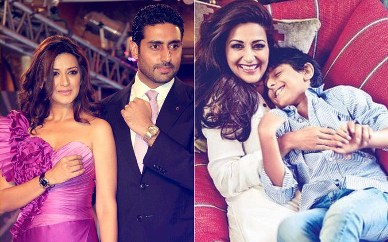 Sonali Bendre Praises Abhishek Bachchan For Manmarziyaan & Wishes Son On Birthday