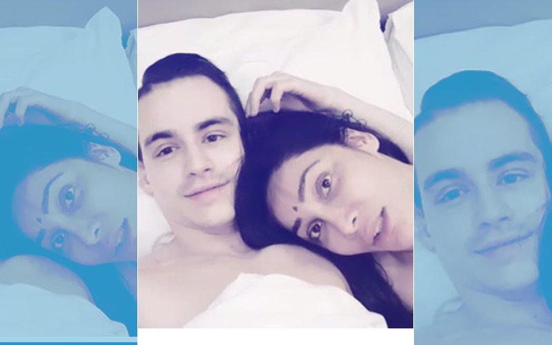 SHOCKING: Sofia Hayat & Her Husband Held At GUNPOINT For ROMANCING