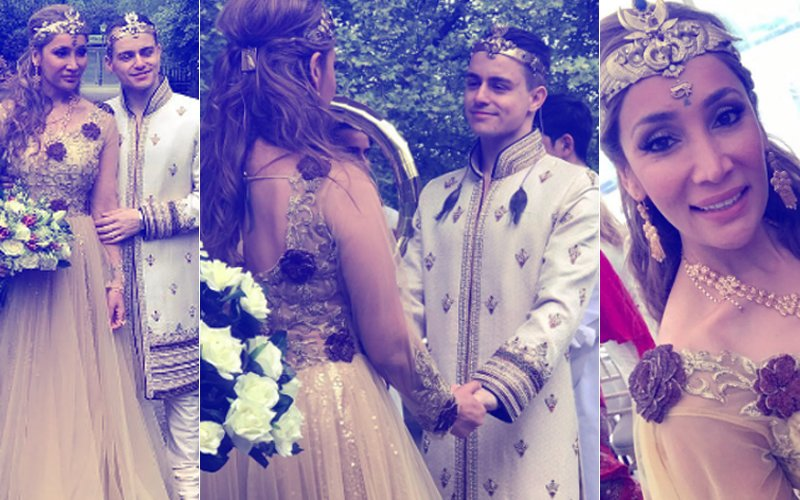 Sofia Hayat Weds Vlad Stanescu In A Fairytale Ceremony In London