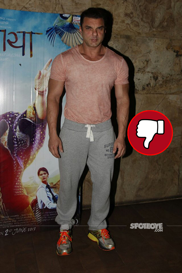 sohail khan at dear maya at the screening of dear maya