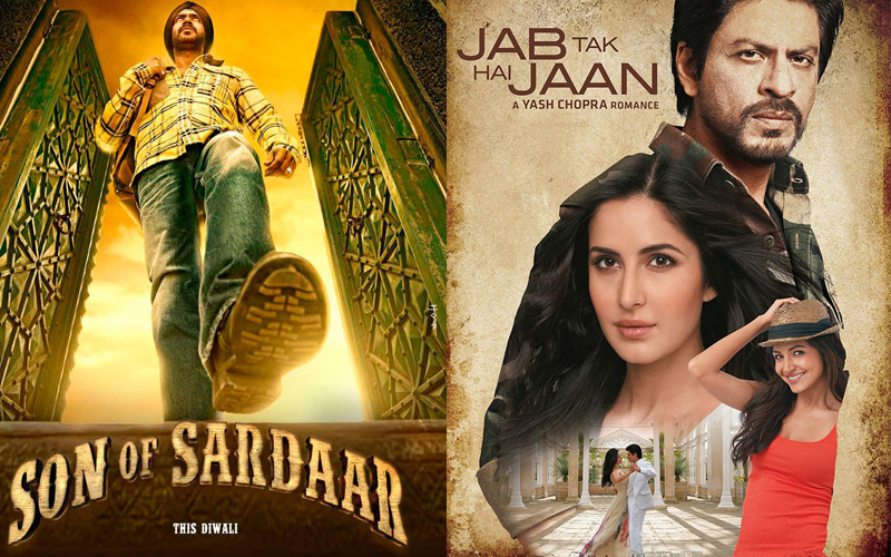 son of sardar and jak tak hai jaan