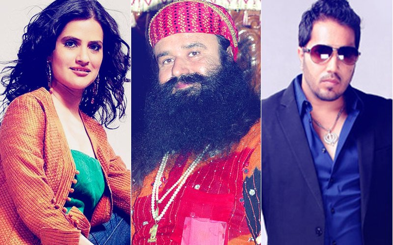 Sona Mohapatra Takes A Dig At Mika Singh For Praising MSG Actor Gurmeet Ram Rahim