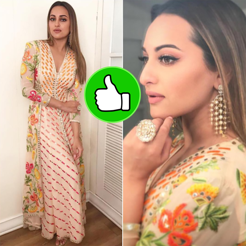 sonakshi sinha decks up for her reality show