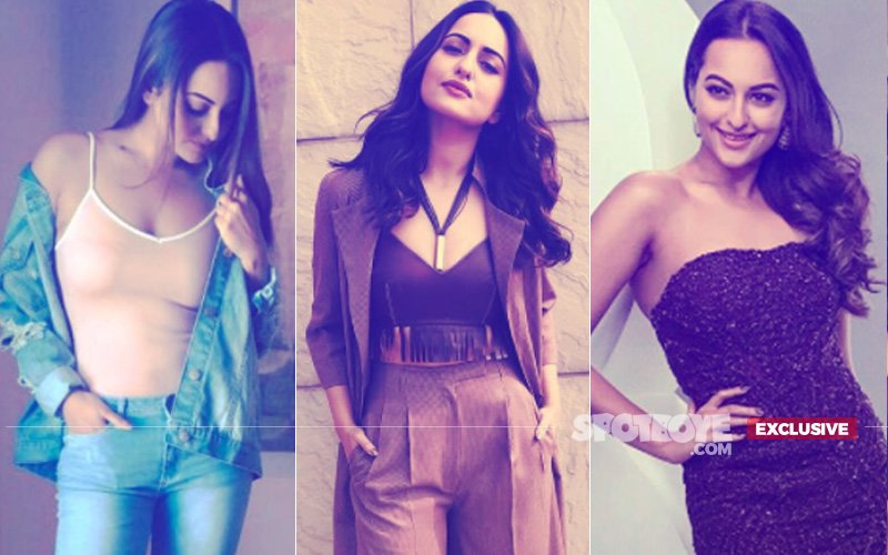 Someone Left Sonakshi Sinha In The Lurch! Guess Who's The Culprit?