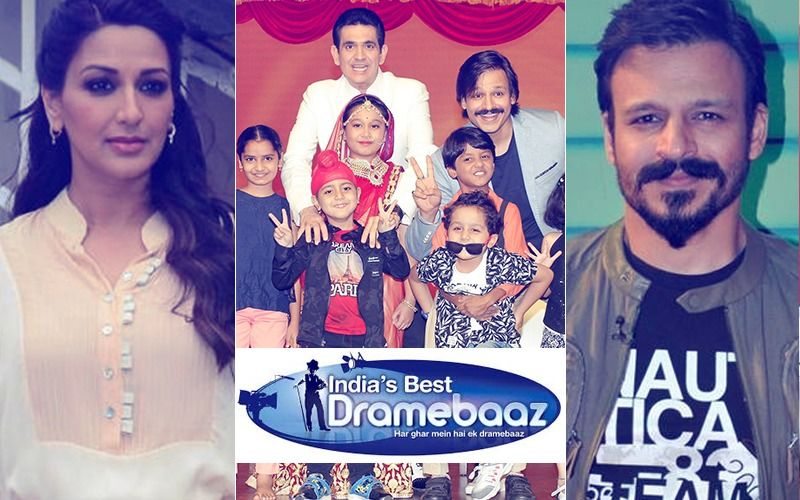 Bacche Funky, Total Nautanki! Sonali Bendre & Vivek Oberoi To Judge India's Best Dramebaaz Season 3