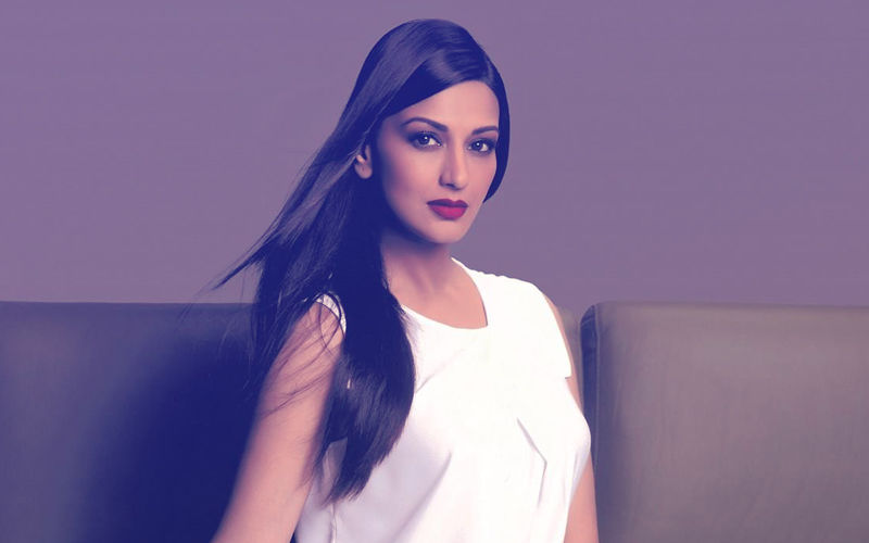 Sonali Bendre Diagnosed With Cancer, Rushes To New York For Treatment