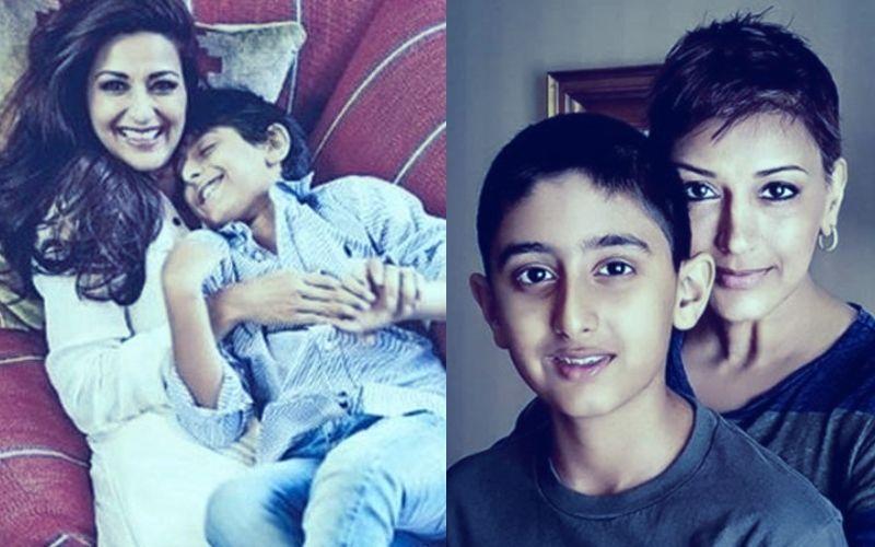 कैंसर से लड़ रही सोनाली बेंद्रे के बेटे ने इस अंदाज में सभी का किया शुक्रिया