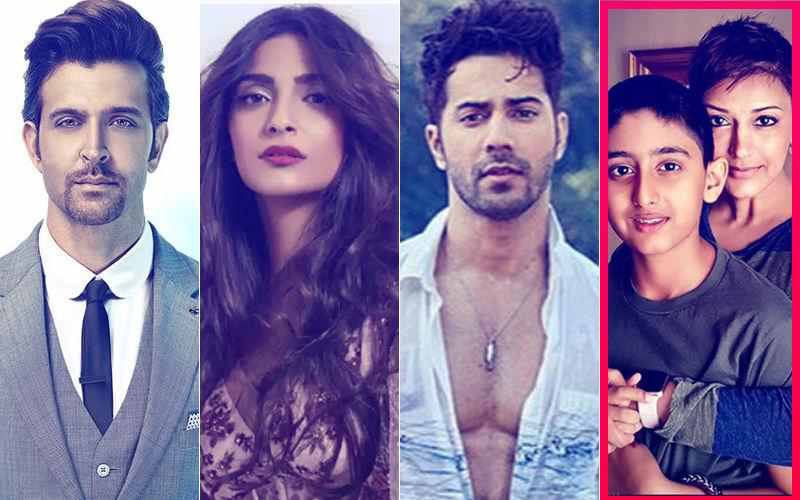 Varun Dhawan, Sonam Kapoor, Hrithik Roshan Hail Sonali Bendre's Spirit, Call Her An Inspiration