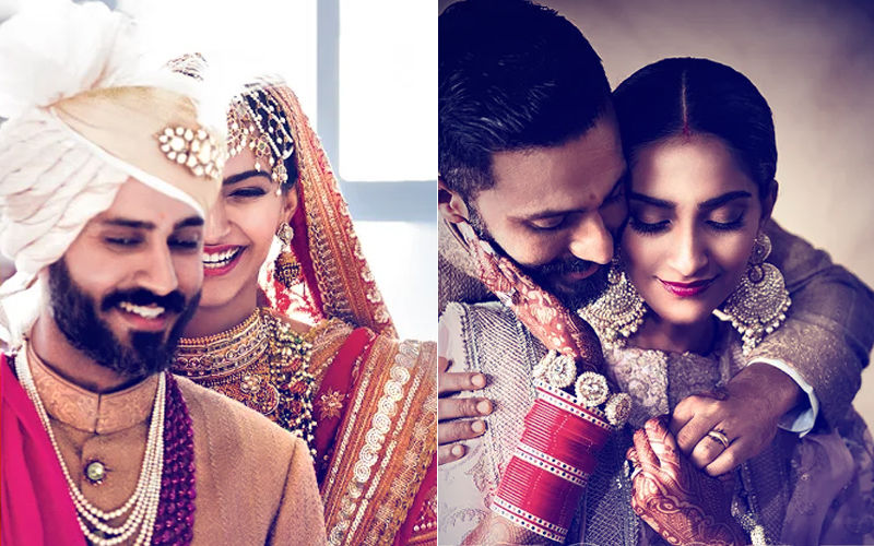 Finally, Sonam-Anand Reveal Details From Their First Date Till The Wedding!