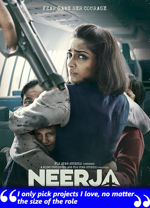 actress sonam in neerja movie