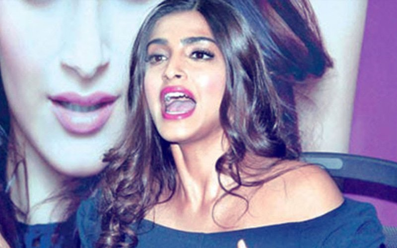 Sonam Kapoor Is FURIOUS! Here's What Is Making The Actress Go Red In Anger