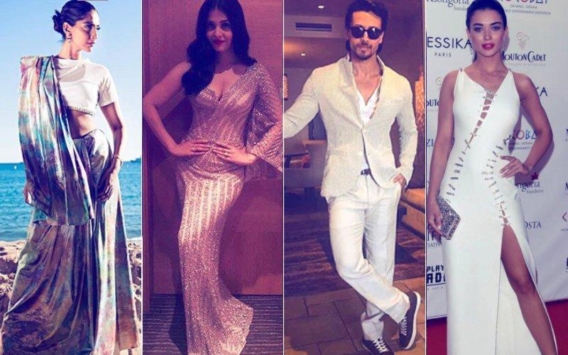 Cannes Film Festival 2017: Sonam Kapoor, Aishwarya Rai Bachchan, Tiger Shroff & Amy Jackson Make Heads Turn
