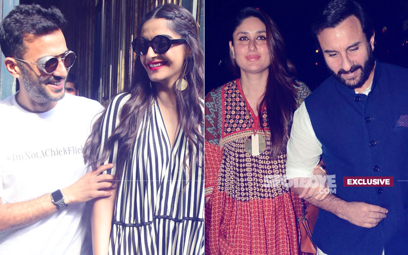 Veeres Sonam & Kareena Will Fly Off To London With Hubbies For A Vacay