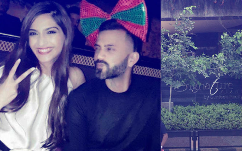 Sonam Kapoor & Anand Ahuja Are Not Shifting To Their New House Yet. Here's Why...