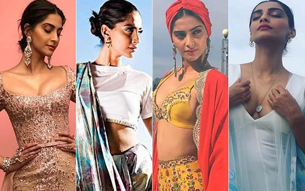 sonam kapoor cannes film festival 2017 looks