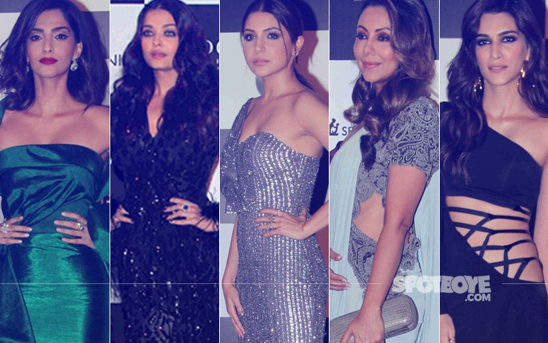 BEST DRESSED & WORST DRESSED At The VOGUE Women Of The Year AWARDS: Sonam Kapoor, Aishwarya Rai Bachchan, Anushka Sharma, Gauri Khan Or Kriti Sanon?