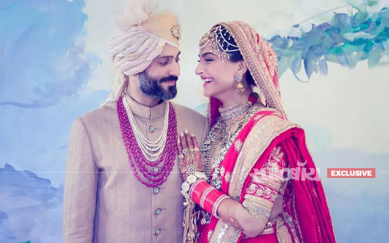 Exclusive: तो इस वजह से सोनम ने कर ली आनंद आहूजा से शादी