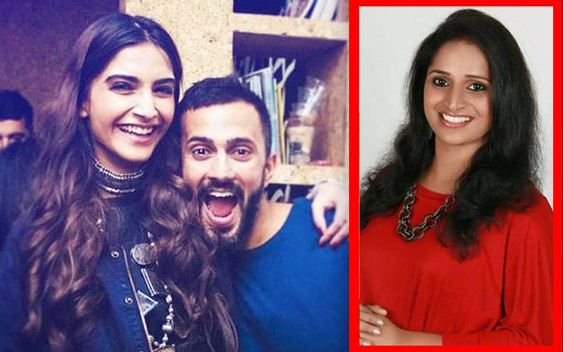 Sonam Kapoor Introduces Anand Ahuja As Her Boyfriend To Actress Surabhi Lakshmi