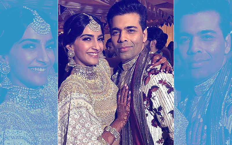 Sonam Kapoor To Karan Johar: 1st Year Of Marriage Is Full Of Adjustments, Please Advice!