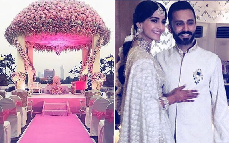 इस खूबसूरत मंडप में होगी सोनम कपूर और आनंद आहूजा की शादी... तस्वीर आई सामने