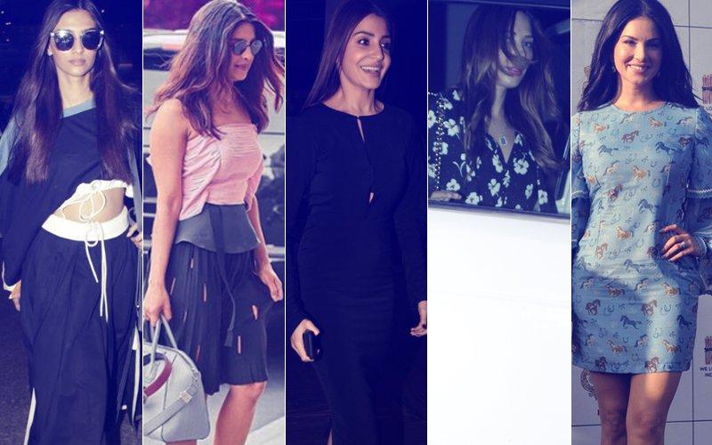 STUNNER OR BUMMER: Sonam Kapoor, Priyanka Chopra, Anushka Sharma, Iulia Vantur Or Sunny Leone?