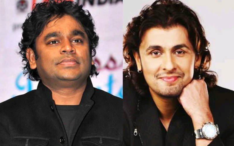 A R Rahman, Sonu Nigam In Oscar Race!