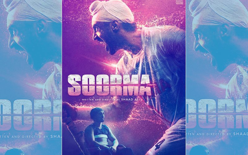 First Look Of Diljit Dosanjh and Taapsee Pannu's Soorma Is FIERCE