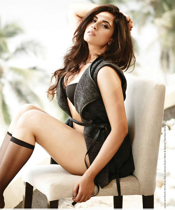 speculations are that richa chadha character is based on preity zinta in inside edge
